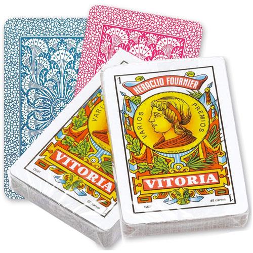 Baraja española Fournier nº12, 50 cartas