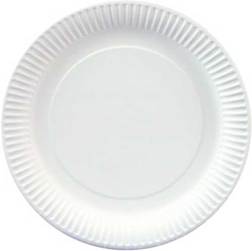 Plato plástico 20 cm diámetro 50 ud