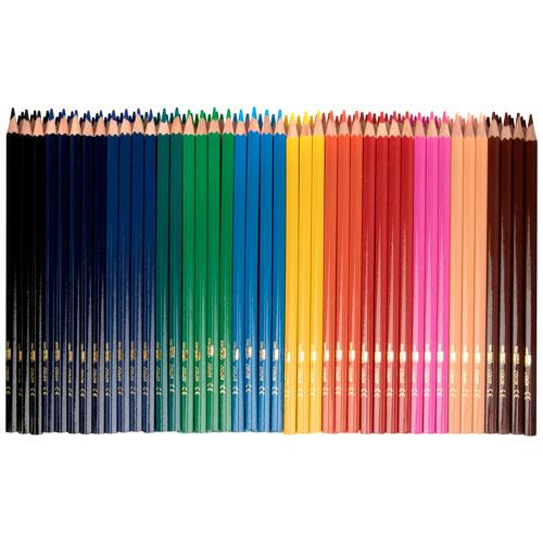 School Pack lapices 12 colores 144 ud detalle 1