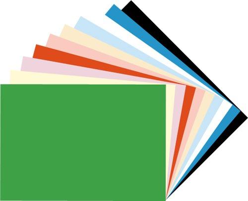 Papel A3 100 h Colores surtidos