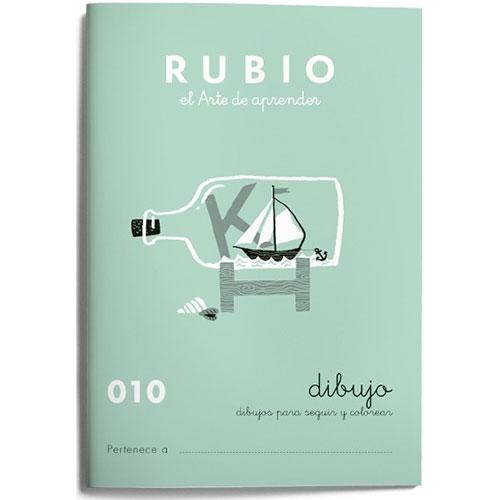 Cuaderno Dibujos Rubio 010