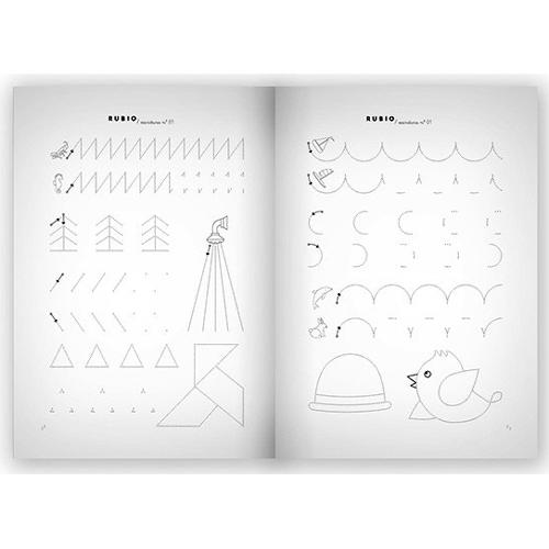 Cuaderno Escritura Rubio 01 detalle 1