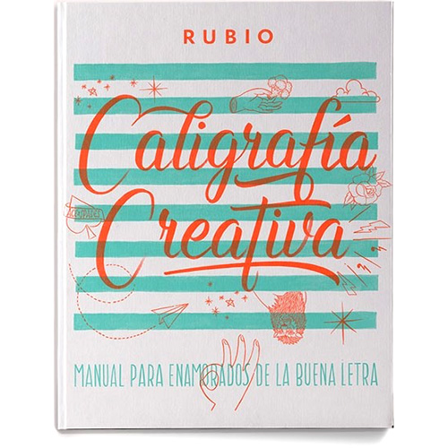 Caligrafía creativa Rubio 1 detalle 3