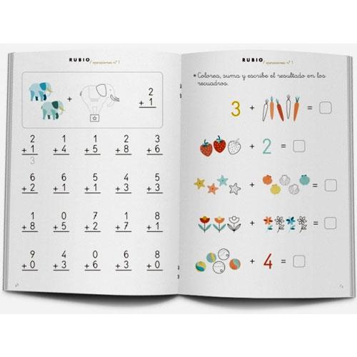 Cuaderno Problemas Rubio 1 detalle 2