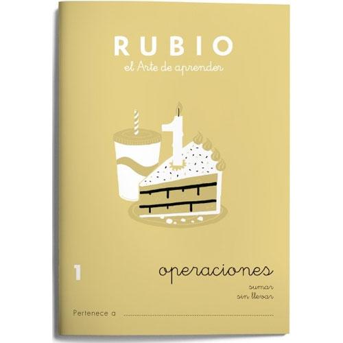 Cuaderno Problemas Rubio 1