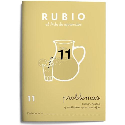 Cuaderno Problemas Rubio 11