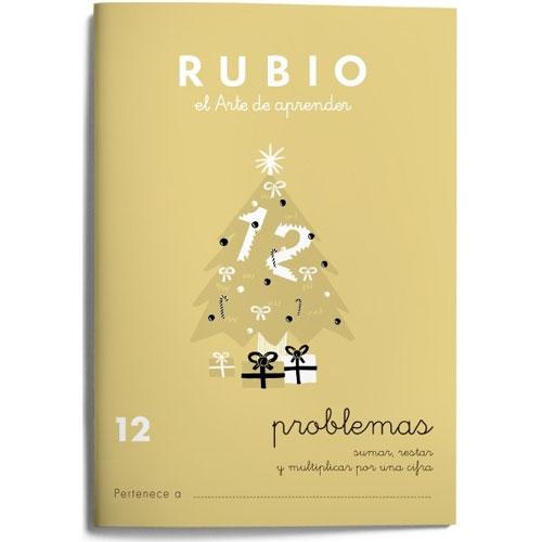 Cuaderno Problemas Rubio 12