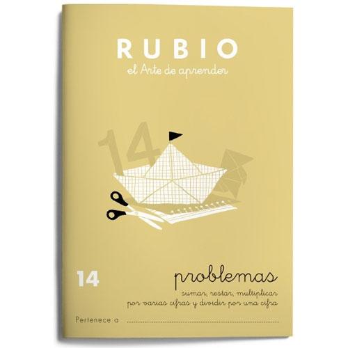 Cuaderno Problemas Rubio 14