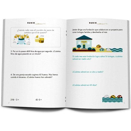 Cuaderno Problemas Rubio 14 detalle 2