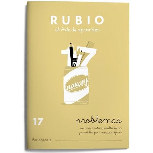 Cuaderno Problemas Rubio 17