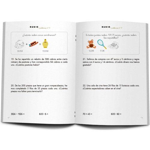Cuaderno Problemas Rubio 17 detalle 2