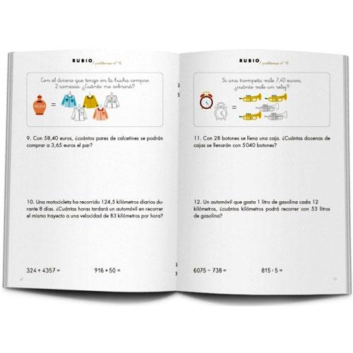 Cuaderno Problemas Rubio 19 detalle 2