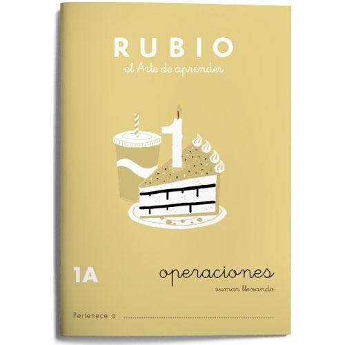 Cuaderno Problemas Rubio 1A