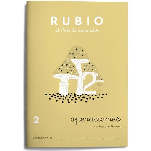 Cuaderno Problemas Rubio 2