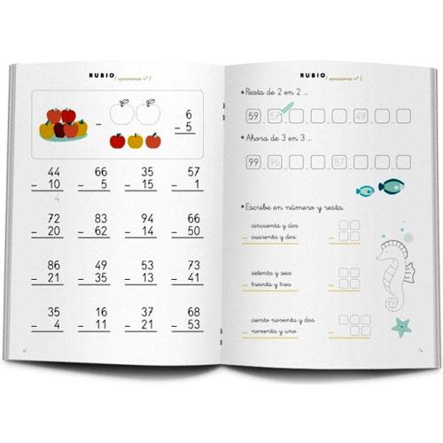 Cuaderno Problemas Rubio 2 detalle 1