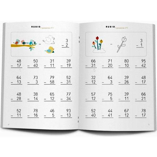 Cuaderno Problemas Rubio 2 detalle 2