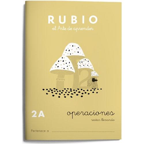 Cuaderno Problemas Rubio 2A