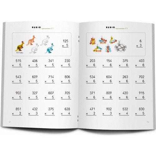 Cuaderno Problemas Rubio 3 detalle 2