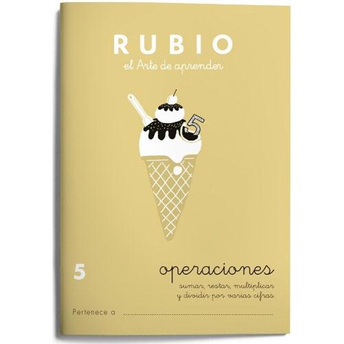 Cuaderno Problemas Rubio 5