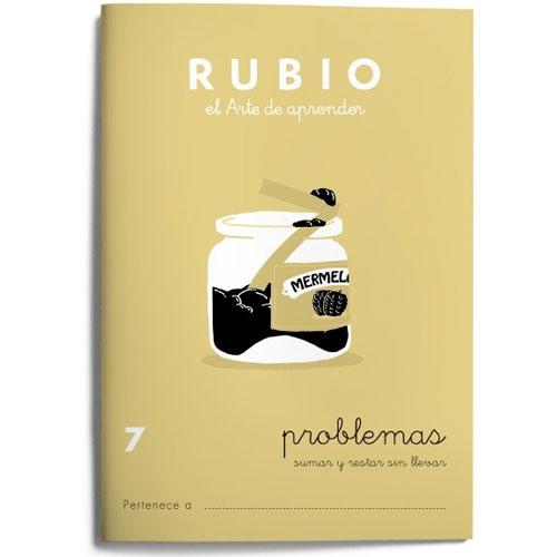 Cuaderno Problemas Rubio 7