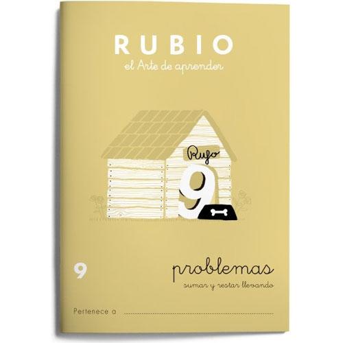 Cuaderno Problemas Rubio 9