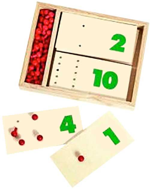 Números básicos con pivotes