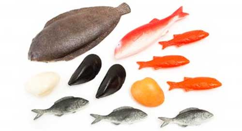 Comiditas Pescados y mariscos detalle 2