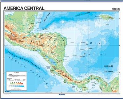 América central f / p