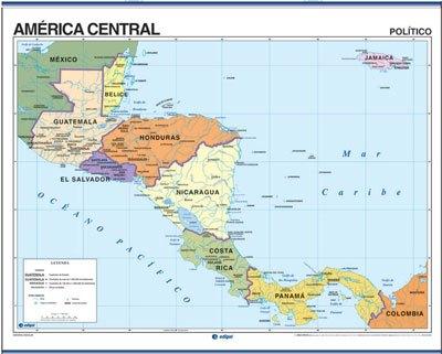América Central reverso