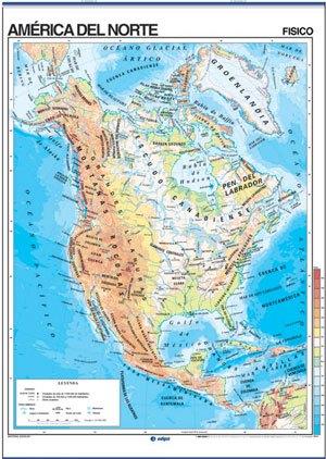 América del norte f / p