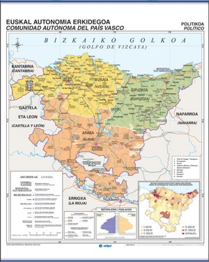 Mapa Euskadi reverso
