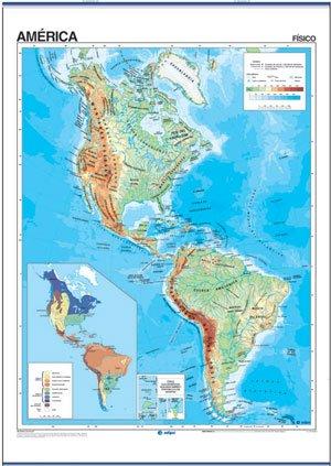 América norte sur central sur f / p