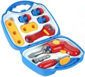 Maletín herramientas con accesorios