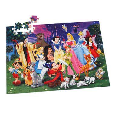 Puzzle Clásicos Disney