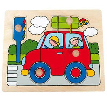 Encajable coche