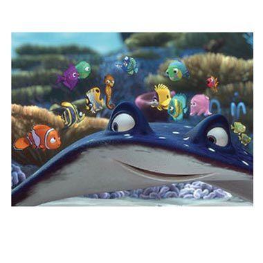 Puzzle Nemo y sus amigos