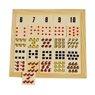 Loto números 6-10