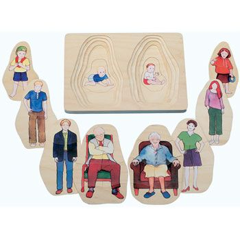 Puzzle Capas Abuelos
