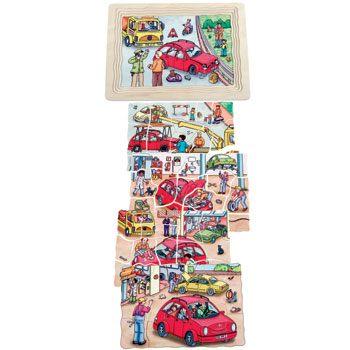 Puzzle capas Teller