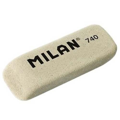 Goma Milan de caucho para tinta