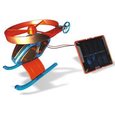 Energía Solar Helicóptero