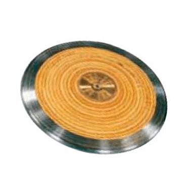 Disco lanzamiento madera