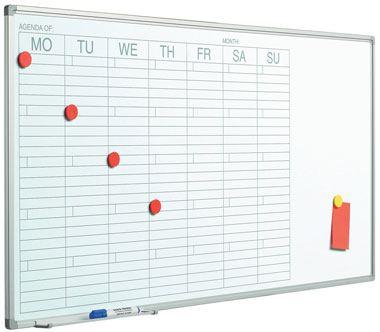 Planning mensual 60 x 120 cm