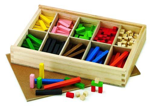 Regletas madera 1 x 1 cm 300 ud.