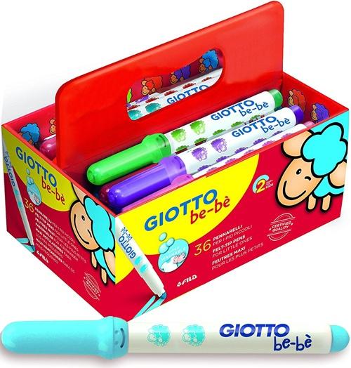 Rotuladores Giotto Bebé Schoolpack