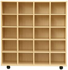 Mueble casillero 20 casillas