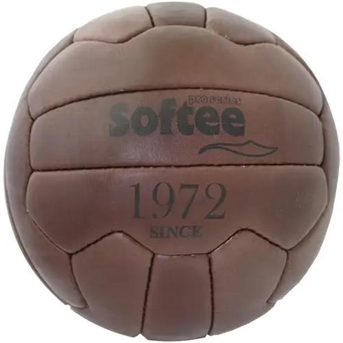 Balón fútbol 11 vintage detalle 2