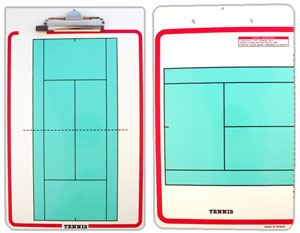 Carpeta pvc/abs tenis