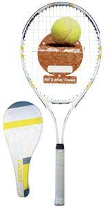 Raqueta tenis t1000 aluminio