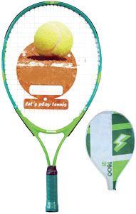 Raqueta tenis t600 jr21